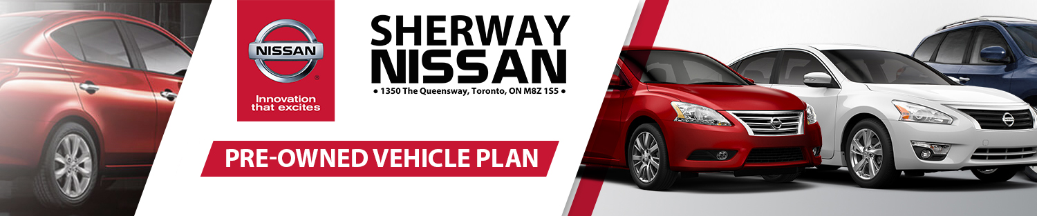 sherway nissan certified pre owned vehicles etobicoke nissan. Black Bedroom Furniture Sets. Home Design Ideas