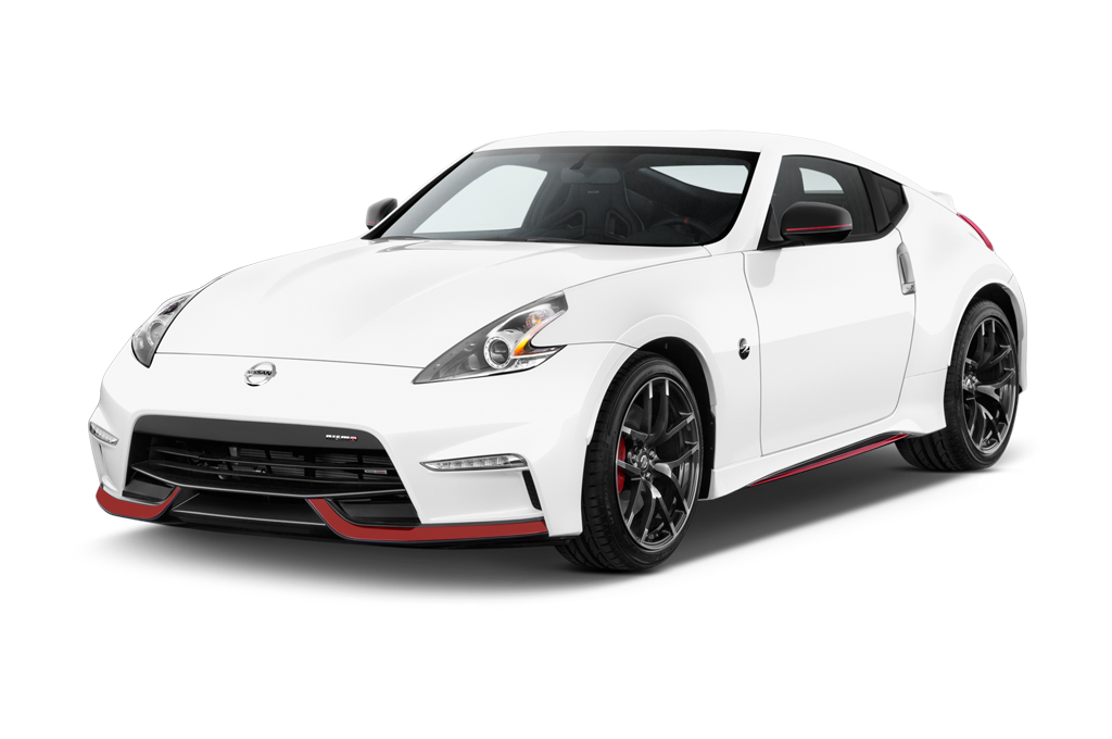 2017 Nissan 370z Nismo Base Coupe Angular Front