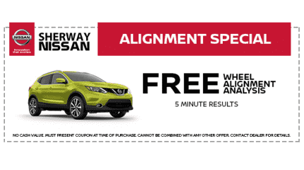 Free Wheel Alignment Analysis