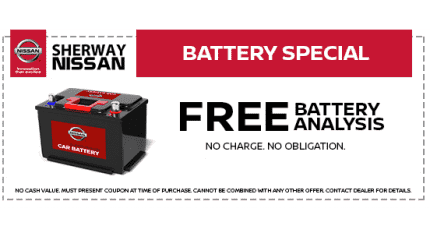 Free Battery Analysis