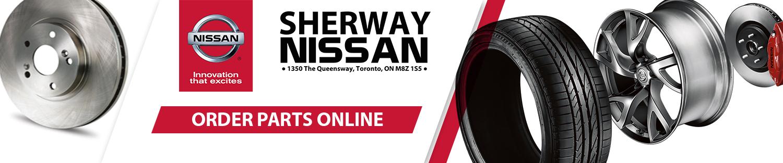 Request a Part Online | Sherway Nissan Etobicoke Nissan Parts