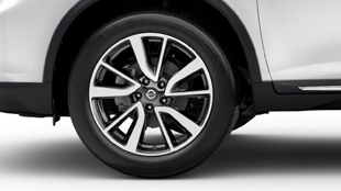 nissan-rogue-19-inch-aluminum-alloy-wheels